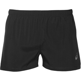 asics Silver Split Shorts Men performance black